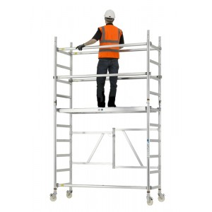 Zarges Reachmaster 3.7m Working Height Mobile Tower
