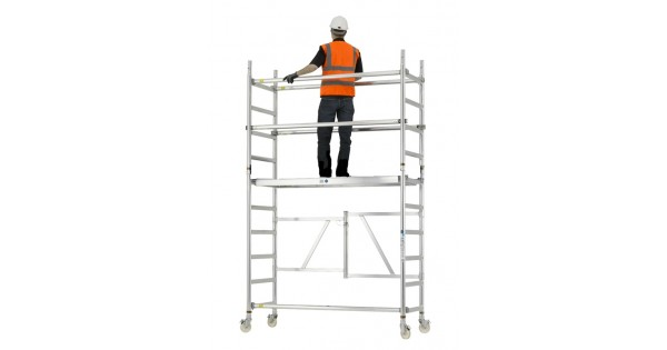 Zarges Reachmaster 3 7m Working Height Mobile Tower
