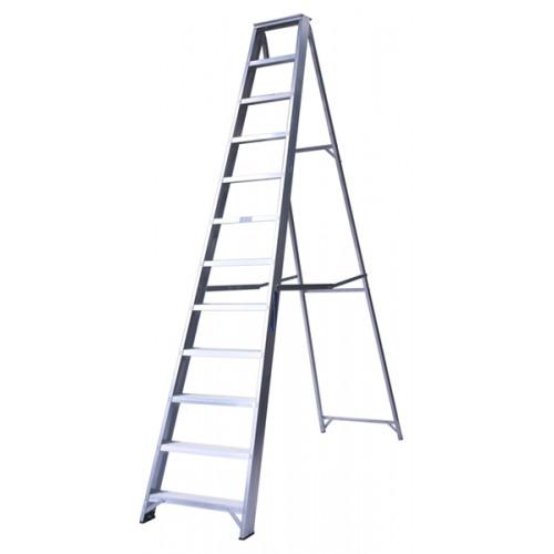 12 Tread  Industrial Alloy Builders Steps