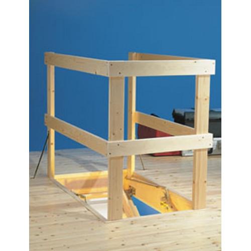 Pine Ballustrade Kit for Loft openings