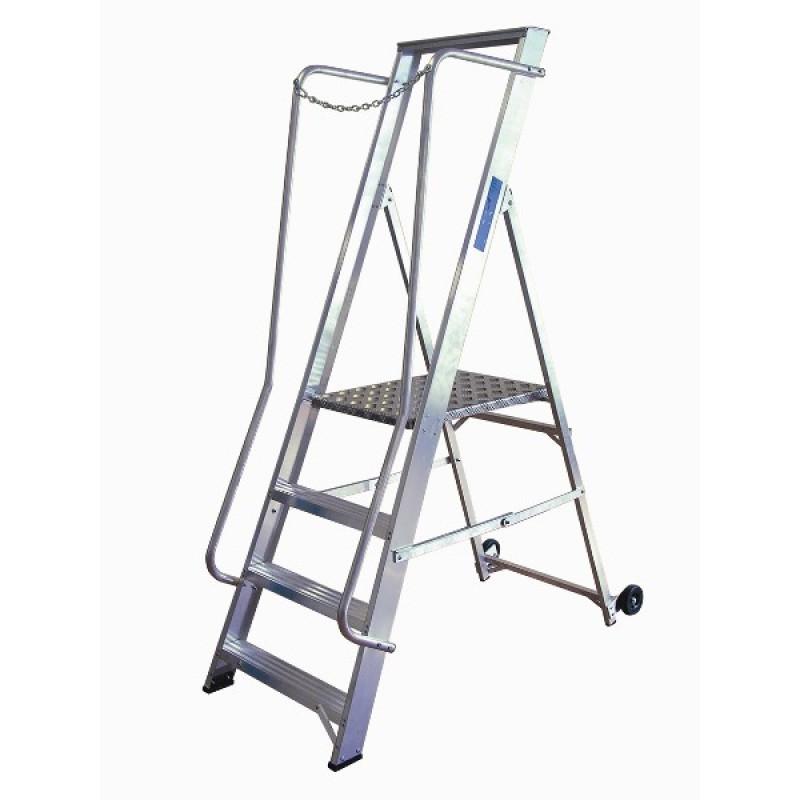 Awesome 4 Tread Aluminium Wide Step Camellatalisay Diy Chair Ideas Camellatalisaycom