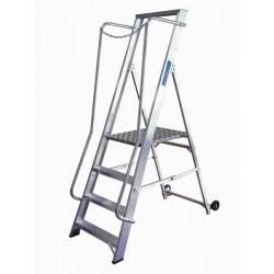 """5 Tread Aluminium """"Wide Step"""""""