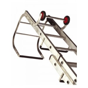 Lyte Double 3.5m Extending Trade Roof Ladder
