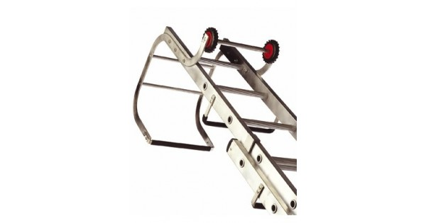 Lyte Double 4 0m Extending Trade Roof Ladder