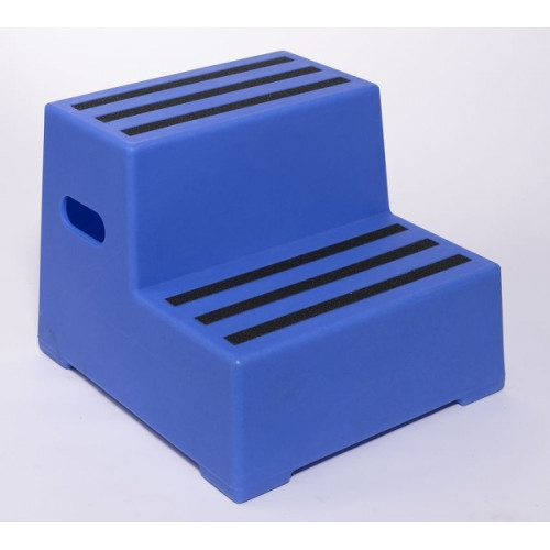 2 Tread Heavy Duty Moulded Safety Step
