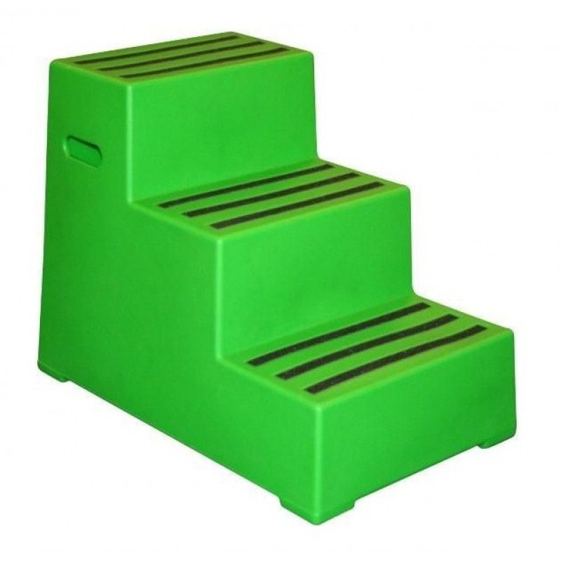 3 Tread Heavy Duty Moulded Safety Step