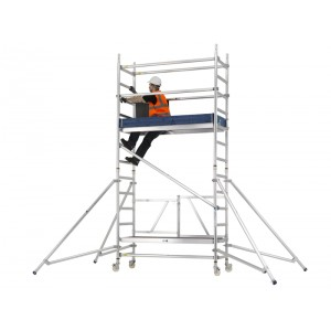 Zarges Reachmaster 6.5m Working Height Mobile Tower