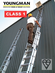 Youngman Industrial Class 1 Ladders