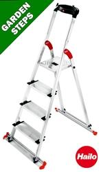 Heavy Duty Aluminium Step Ladders For Industrial Use