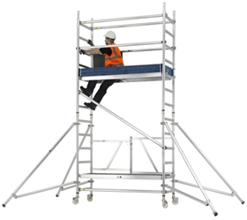 Scaffolding Towers When You Need To Work From A Height