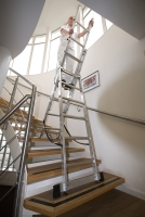 Youngman 2.0m (6.5ft) Combination Ladder