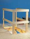 Pine Ballustrade Kit for Loft openings