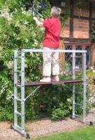 Multi-Purpose Scaffold & Ladder System
