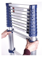 3.8m (12ft6) Xtend & Climb 'PRO' Telescopic Ladder
